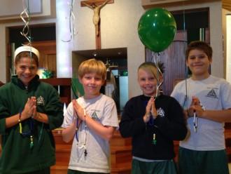Living Rosary at Holy Trinity