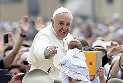 Papa Francisco (CNS foto/Tony Gentile, Reuters)