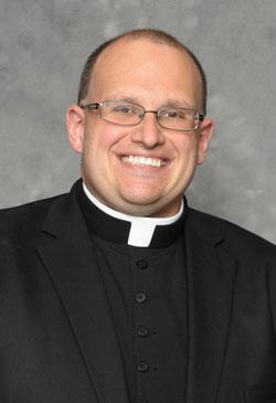 Deacon Jason Harris will be ordained a priest