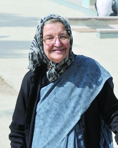 Sister Ann Roberta Powers