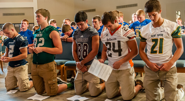 SportsLeader plans conference on the Catholic faith and athletics
