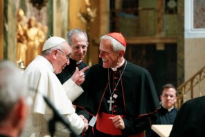 Be shepherds concerned only for God and others, pope tells bishops