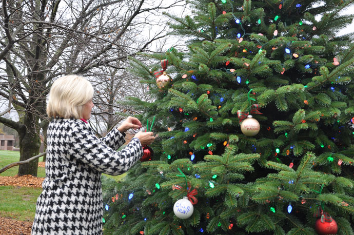 Calvary to light 'Tree of Remembrance'