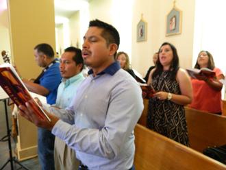 Facilitators help lead parish discernment