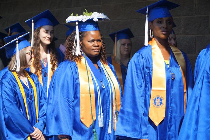 Spalding salutes grads