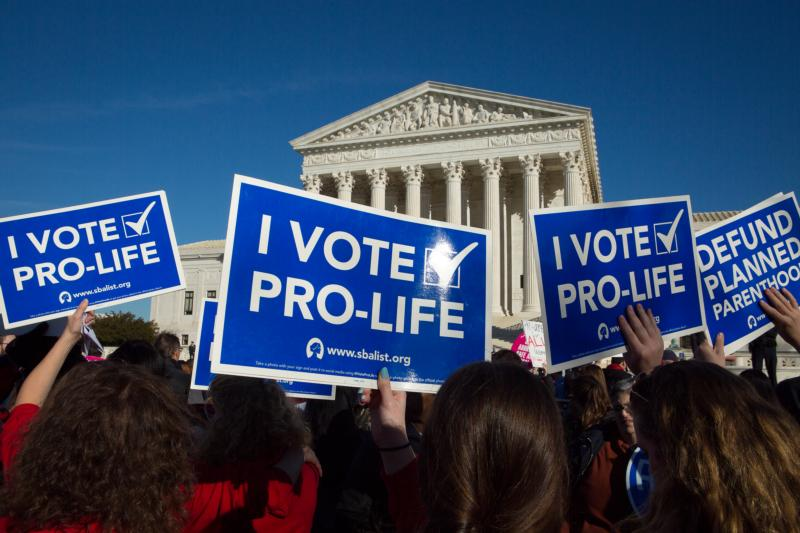 Annual poll finds 70% of adults continue to support abortion restrictions