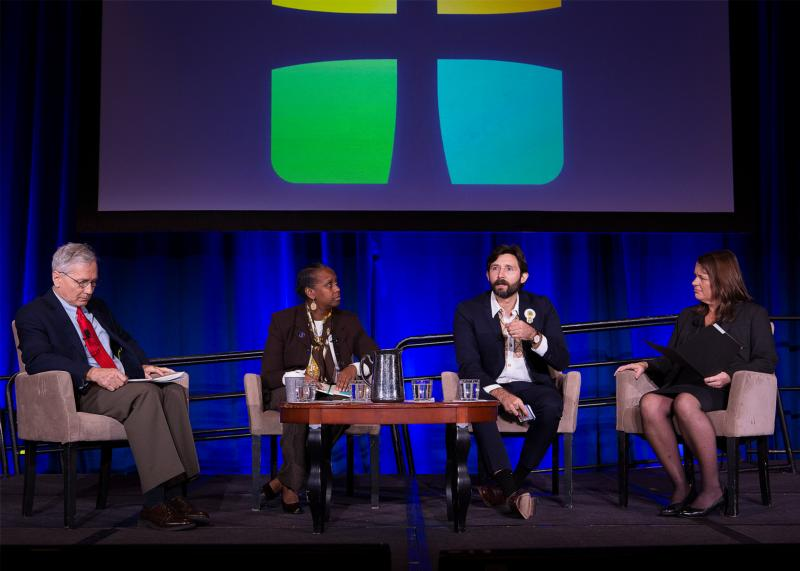 Build relationships to achieve true social change, panel tells assembly